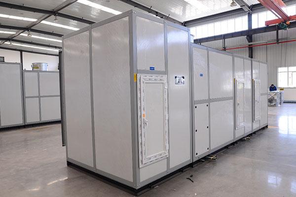 跳水馆用二级蒸发空气处理机组
